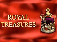 Платный автомат Royal Treasures