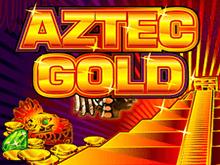 Aztec Gold в Вулкане удачи