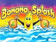 Banana Splash от Клуба Вулкан