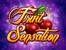 Платные автоматы Fruit Sensation