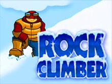 Rock Climber играть в Вулкане удачи