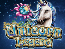 В клубе Вулкан автомат Unicorn Legend