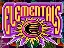 Играть онлайн в азартный автомат Элементалы